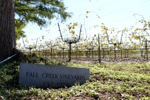 Ed and Susan Auler established the winery in 1975. Fall Creek is now one of the largest wineries in Texas.